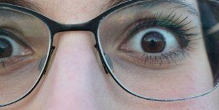 eye glass costruzione